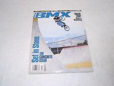 NOS ORIGINAL TRANSWORLD BMX MAGAZINE JANUARY 2003 VOL. 10 ISSUE 1 NO. 75