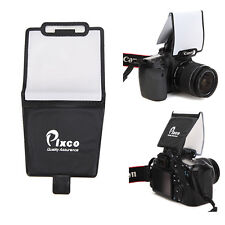 Pixco Universal Soft Screen Pop-Up Flash Diffuser For Nikon Canon Pentax Olympus