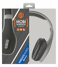 TRUST UR Urban Revolt MOBI 20472 OVER EAR WIRELESS BT Cuffie Stereo Bluetooth