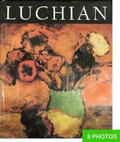 Stefan Luchian Romanian Painter Art English 62 reproductions color 1964 Deluxe