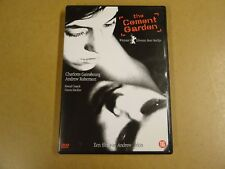DVD / THE CEMENT GARDEN ( CHARLOTTE GAINSBOURG, ANDREW ROBERTSON )