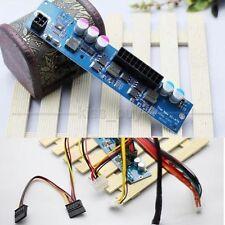 X1-ATX-180, 12V Input DC-DC PC Power Supply with 180 Watts DC ATX Output car pc
