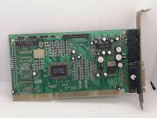 Vintage Avance Logic als100 ISA Soundkarte für Retro PC DOS SPIELE win95 3.1