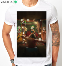THE JOKER JOAQUIN PHOENIX BATMAN GOTHAM MOVIE DC BAIN MENS T Shirt