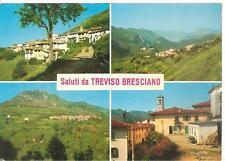 Saluti da TREVISO BRESCIANO ( Brescia )........4 vedute......Ed. Bagozzi - Nozza