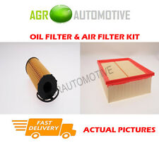 DIESEL SERVICE KIT OIL AIR FILTER FOR AUDI A4 QUATTRO 3.0 204 BHP 2004-07