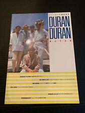 1984 Duran Duran Fantasy Island Ongaku Senka Japan Japanese Magazine