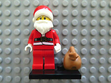 LEGO Collectable Minifigures Series 8 Santa Claus 8833, Christmas Like New VGC