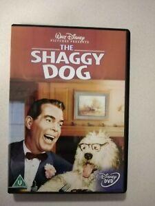 The Original Shaggy Dog 1959 Dvd Rare