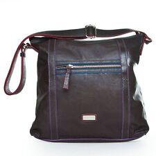 Benetton Handtasche Bag Damentasche Schultertasche Tasche groß Schopper Damen