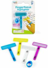 Learning Resources FingerFocus Highlighter Individual Blister Pack