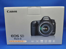 Canon EOS 5D Mark III Digital Camera With 24-105mm Lens kit Japan Version New