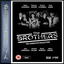 THE BROTHERS - THE COMPLETE COLLECTION -  ***BRAND NEW DVD BOXSET*****