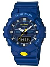 Casio G-Shock * GA800SC-2A Midsize Anadigi Blue Resin Watch COD PayPal
