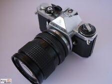 Set: Pentax Me SLR+Lens Tokina RMC 28-70mm For / 4,0 Macro Lens (62mm)