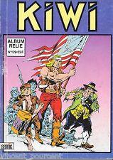 Kiwi (Blek le Roc) Album N°129 (489 à 491) - Lug 1996 - BE