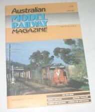 NMRA   Australian Model Railway Magazine -June 1988 Vol 13 #9