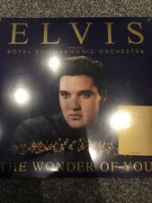 ELVIS PRESLEY 'The Wonder Of You' 180 Gram 2 x VINYL LP - NEW & SEALED