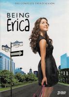 Being Erica - Season 3 (Boxset) (Canadian Rele New DVD