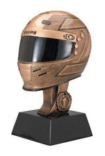 """8 3/4"""" Helmet Motorsport Trophy (RRP £21.99) Free Engraving & Postage"""