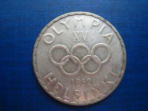 Finland - 500 Markkaa 1952. Olympics, High grade.