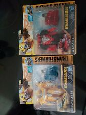 Transformers: Bumblebee &  Shatter Igniters Power Plus Series Bumblebee