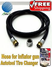 Autotool Tire Changer hose for inflation gun for Autotool 626 or 503