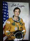 ROBERT CRIPPEN (BOB) Authentic Hand Signed Autograph 4X6 Photo - NASA ASTRONAUT