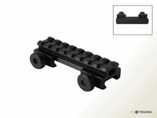 Flache 21mm Montageschiene für Umbauten mit Durchsicht [D-MS13]