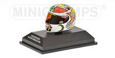 1:8 AGV Minichamps Valentino Rossi Helmet Casco Mugello MotoGP 2006 RARE NEW