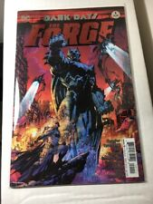 DC Dark Days The Forge #1 2017 Batman Who Laughs 1st Print Foil Jim Lee NM/M !