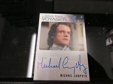 Star Trek Voyager Heroes & Villains - Michael Cumpsty as Lord Burleigh Autograph