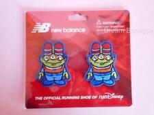 New Balance Run Disney Toy Story Mania Alien Shoe Clip Nwt