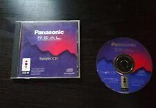 Panasonic 3DO Real interactive Multiplayer sampler CD