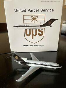 InFlight200 UPS Boeing 727-100 1/200 N7279 B-721-UP01