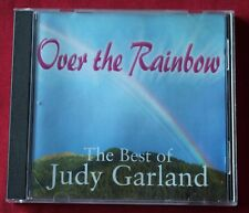Judy garland, over the rainbow - best of, CD