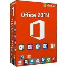 Genuine OFFICE 2019 PRO PLUS 32-bit 64-bit PRODUCT KEY OFFICIAL DOWNLOAD LINK