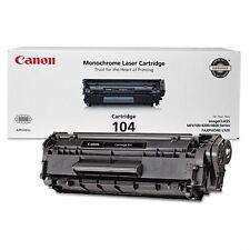30 Empty Virgin Genuine Canon 104 Laser Cartridges