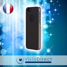 Coque Housse Etui de protection rigide pour iPhone 5 de couleur noir