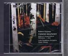 KAJANUS CD NEW FINNISH RAPSODY No 1 LAHTI SYMPHONY ORCHESTRA