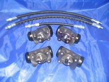 4 Wheel Cylinders & Hoses 42 46 47 48 Ford & Mercury