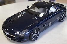 Mercedes SLS blau metallic 1:12 PremiumClassiXXs neu & OVP