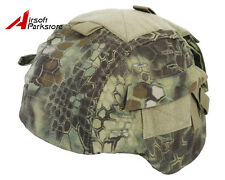 Emerson Tactical Helmet Cover MR Camo for MICH TC-2000 ACH Military Hunting Army