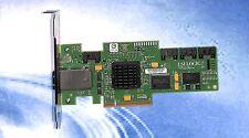 IBM LSI Logic SAS3444E 3 Gb/s SAS RAID Controller PCI-E x8 FRU 25R8071 no cable