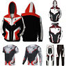 Avengers 4 Endgame Hoodie 3D Print Men Sweatshirt Sweater Jacket Coat Tee Pants