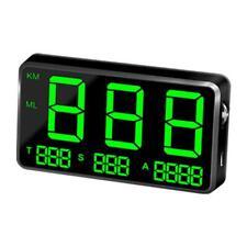 Car Digital GPS Speedometer Speed Display KM/h MPH For Car Motorcycle C80 df