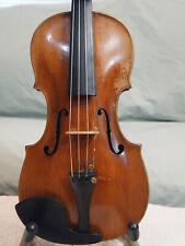 Old Vintage Antique violin Augustinus Chappuy Chappuy 1778