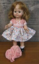 "New Made 11"" Arranbee Littlest Angel Doll Dress And Pantie Set"