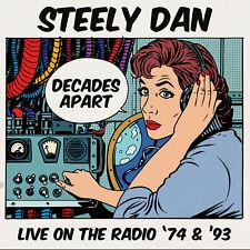 STEELY DAN - Live On The Radio '74 & '93. 15CD BOX SET + Sealed **NEW**