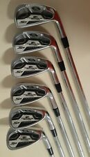 Cobra S2 Forged Irons 6-GW NS Pro 1130 Tour Stiff Steel Irons 7 8 9 PW Excellent